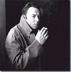 Christopher Hitchens, escritor y polemista feroz.