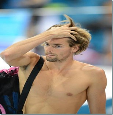 El nadador francés Camille Lacourt.3