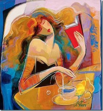Poetry Reading Irene Sheri