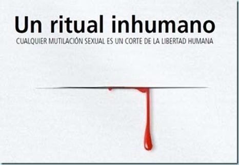 ritual inhumano